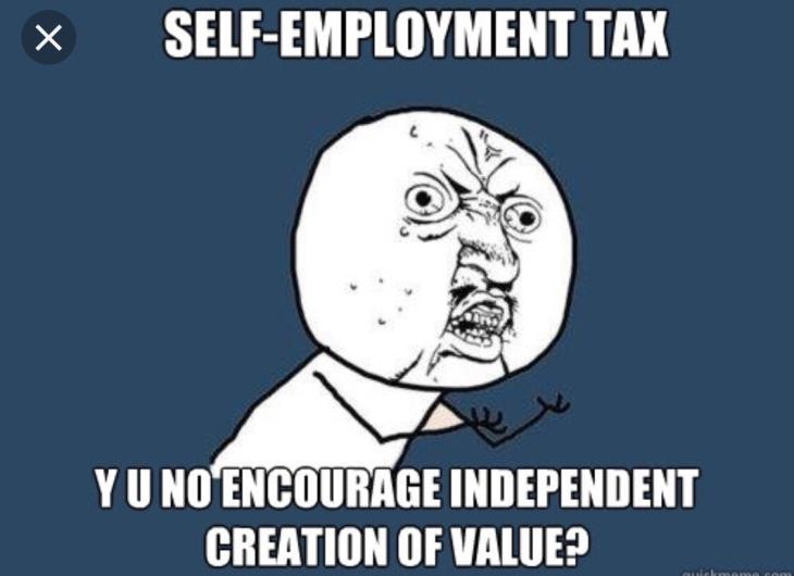 Freelance-self-employed